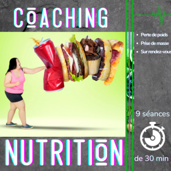 Coaching nutrition en ligne